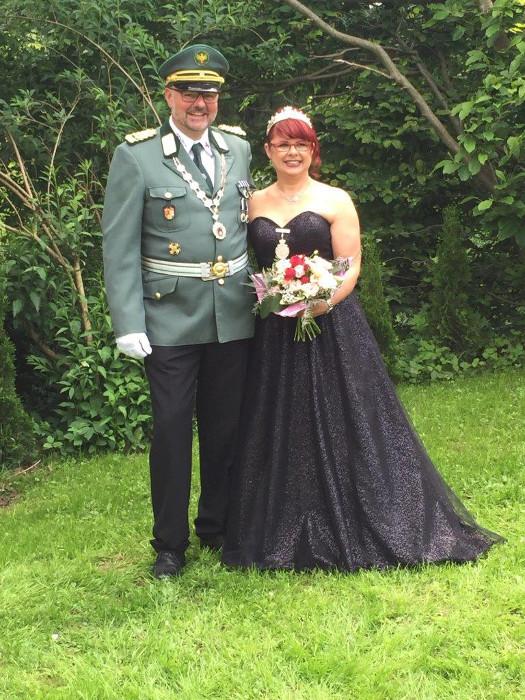Matthias der I. und Veronika I.