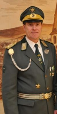 Oberst Martin Schäfer - Regimentskommandeur